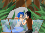 -- DMMD: The Pirate and the Mermaid -- by Kaishiru