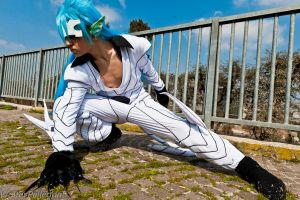 RomaComics2012 Dom: Bleach 8 by LarsVanDrake