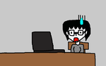 Me Watching Happy Tree Friends by TeamMagmaFangirl