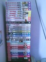 My Manga Collection, Thus Far by moonfern
