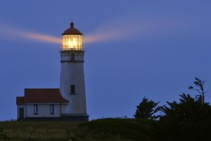 Cape Blanco Lighthouse by enunez