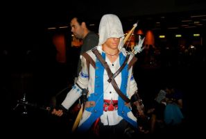 Connor Kenway Cosplay - Finished 1 by 6Silver9