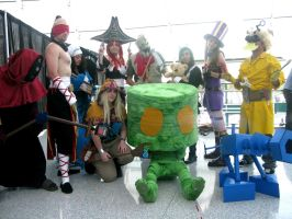 AX 2011: League of Legends by pixelperfect