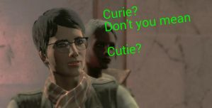 Curie is a cutie by weclock
