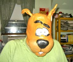 Scooby-Doo Mask by WileE2005