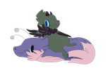 .:CROC:. Sit back and Relax by MasterFishi