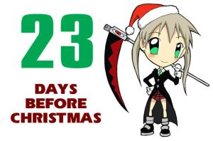 23 Days Before Christmas by krnozine
