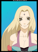 Color courage tsunade by MP by Manuel-production