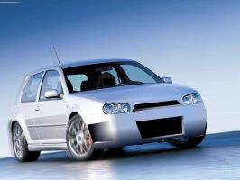Volkswagen Golf IV Fasting by TTS by TeofiloDesign