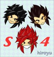 SS4 Warriors...? by hiroyu732