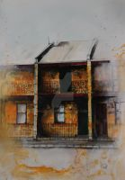 Wattle St, Ultimo NSW by lloyd-art