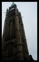 Peace Tower by tigerlily88