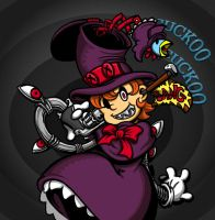 Skullgirls Classic Crazy by Melle-d
