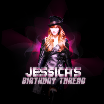 Jessica's Birthday Banner by soshified