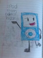 iPod From Object Havoc by thedrksiren