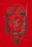 Hellboy by Xpendable