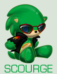 Plushie Collection: Scourge by WingedHippocampus