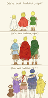 [APH Nordics] We are... by Enbi-to-Miruku
