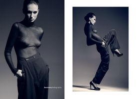 yohji yamamoto trousers fashion 2 by Raspberry-Jam-Model