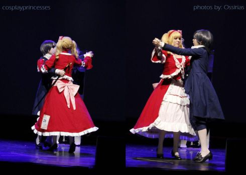 Once, Twice, Three Times a Lady by cosplayprincesses