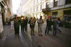 Warsaw 122 musicians by remigiuszScout