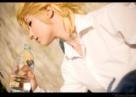 Refreshing by Naru-Cosplay