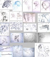 Sketchies by Men-dont-scream