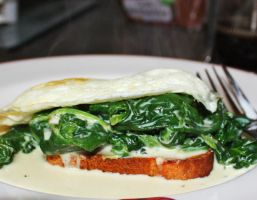 eggs florentine by agent229