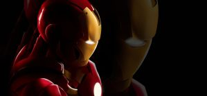 The Invincible Iron Man by All0412