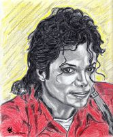 Simply Michael by ArtbyChar