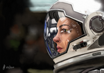 Anne Hathaway - Interstellar by Saryetta86