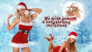 Wish You A Steamy Christmas by xMarr