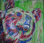Bear by willford81