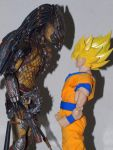 AVP 3 The stare down by exilius