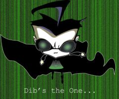 Dib's the One by plunderer01