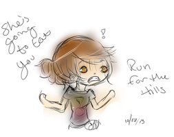 RUN for It by beloved-remi