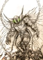 Todd McFarlane's SPAWN by SaintYak