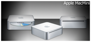Apple mac mini icons by funk-meister