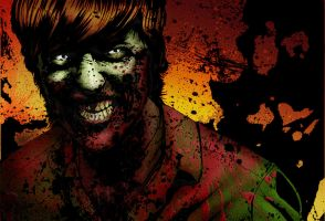 Zombie Color for Troy Zurel by mikeomni