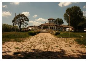 The Castle from Mamaia by DanStefan