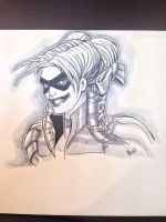 Harley Quinn from INJUSTICE: GODS AMONGST US by Fuad1138