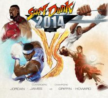SLAM DUNK 2014 ! by Nikkolas-Smith