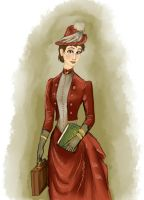 Some Victorian Lady by WforWumbo