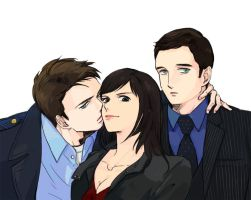 Team Torchwood by hellosweet01
