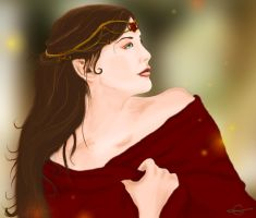 Lady Arwen of Rivendell by Lost-in-Hogwarts