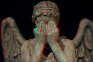 Don't Blink! 3-D conversion by MVRamsey