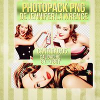 Jennifer Lawrence PNG by PacksHQ