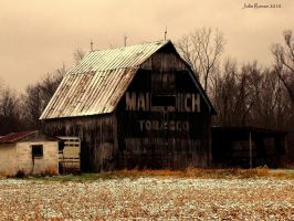 Mail Pouch Barn 3 by jmarie1210