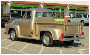 A 1956 Ford  F-100 Truck by TheMan268