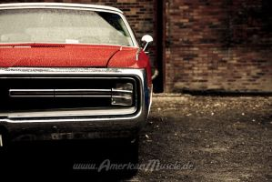 red Chrysler Fullsize by AmericanMuscle